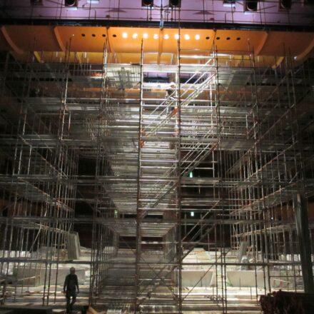 大規模改修工事